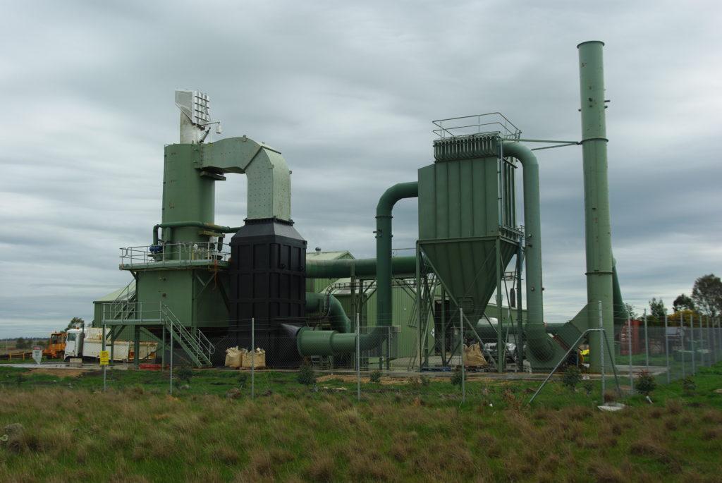 Mediwaste Plant HCS Industrial